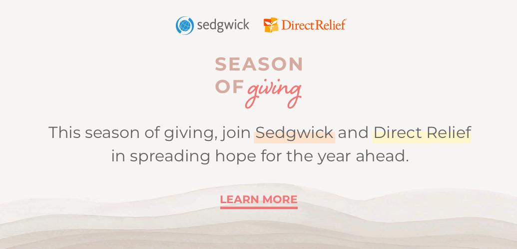 Season of Giving Popup
