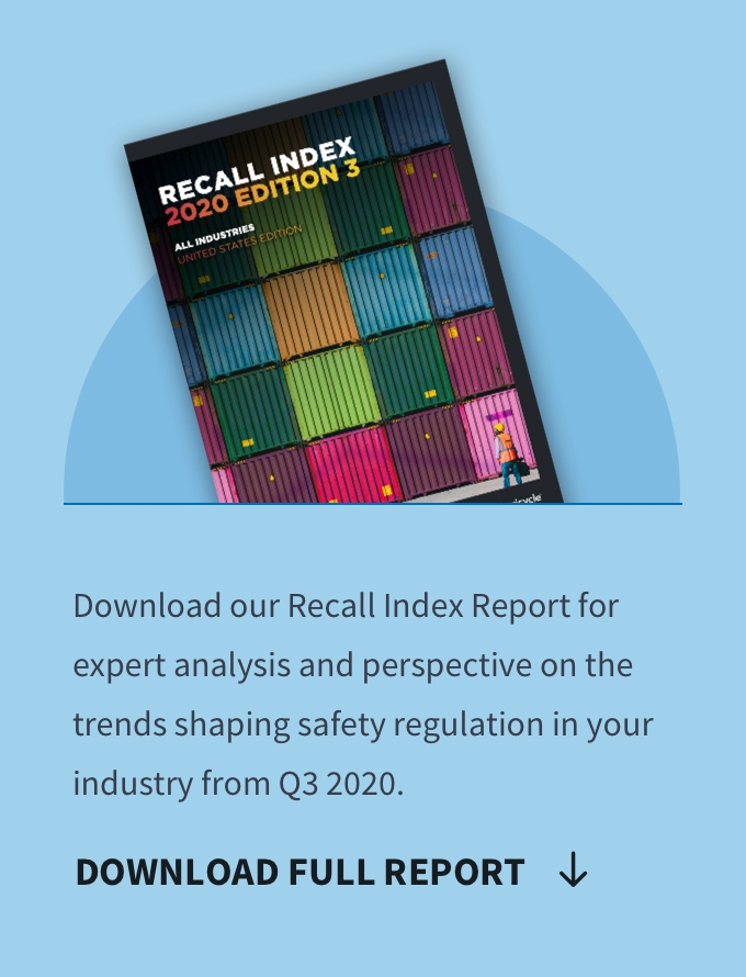 Recall Index Download Report